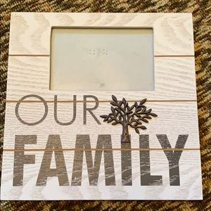 🔴3 for $10 - 4x6 Family Frame